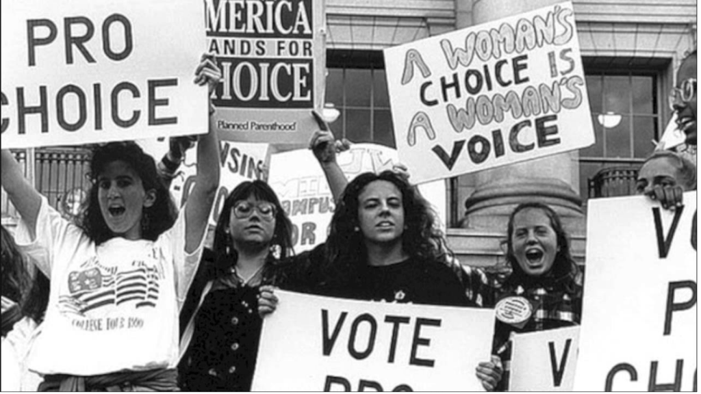 Women will continue the decades long fight to protect their rights.