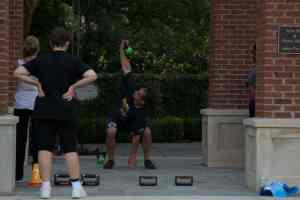 hit, high intensity training, running, fitness, cardiovascular conditioning, metcon