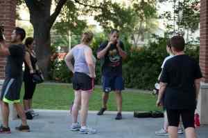 Boxing, kickboxing, boot camp, dallas boot camp, self defense, boxing bootcamp