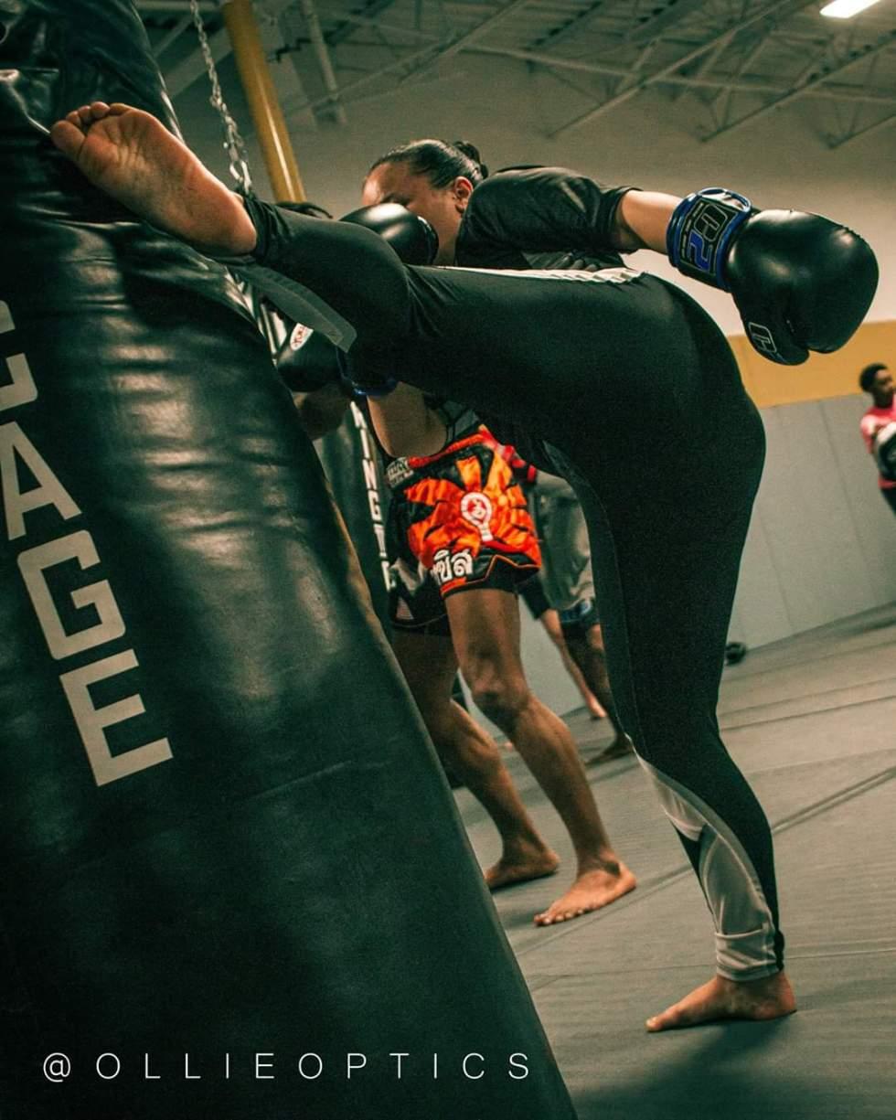 Fitness Boxing MMA