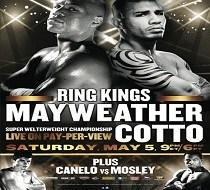 Who Do YOU Think Will Win The Mayweather-Cotto Showdown?