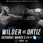 Deontay Wilder vs Luis Ortiz Prediction