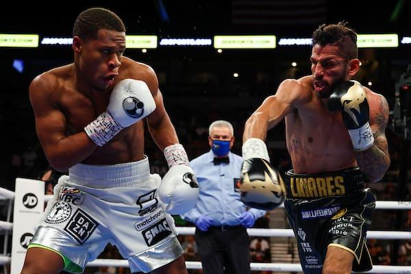 Devin Haney Vs Jorge Linares Fight Night