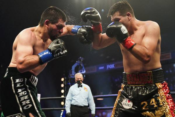Angulo Vs Hernandez Fight Night12