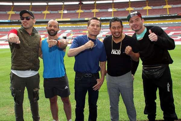 Chavez Family Alvarez Camacho 0821