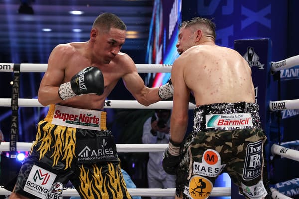 Boxing: Juan Francisco Estrada Vs Carlos Cuadras Fight Night