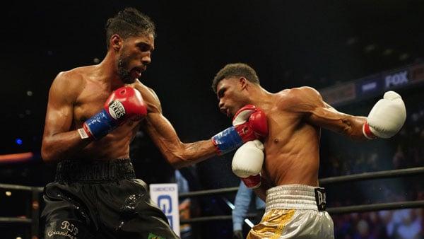 Jamal James Vs Thomas Dulorme Fight Night26