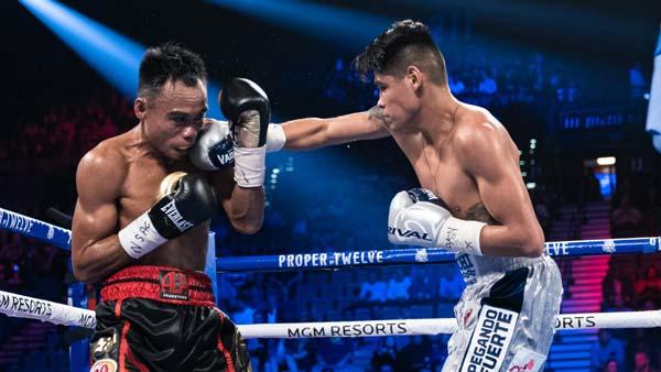 Jeo Santisima Vs Emanuel Navarrete 02.22.2020 02 22 2020 Fight Ryan Hafey Premier Boxing Champions