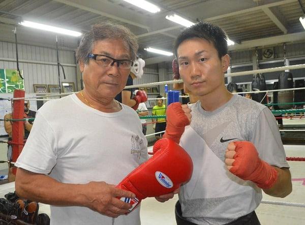 Jitsuo Harada 、 wbc # 1 Tetsuya Hisada