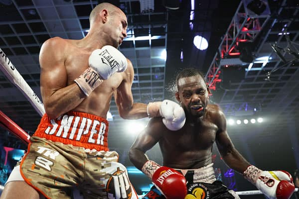 Jose Pedraza Vs Mikkel Les Pierre Money Shot