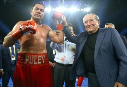 Kubrat Pulev Arum Victory