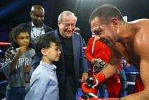 Kubrat Pulev Kids Victory