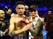 Oscar Valdez Vs Adam Lopez Post Fight