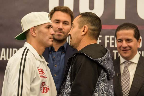Rios Y Soto Face Off2