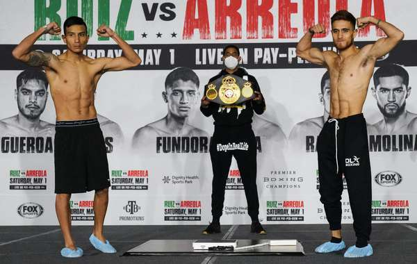 Ramirez Vs Avelar Weigh In3