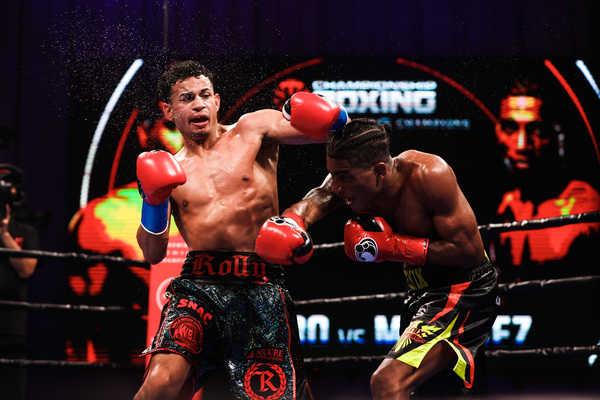 Sho Benavidez V Angulo Fight Night Westcott 034