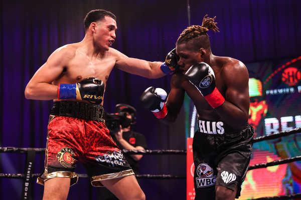 Sho Benavidez V Ellis Fight Night Westcott 076