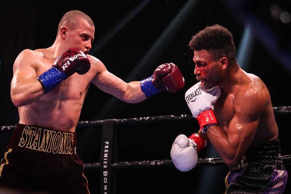 Sho Ennis V Lipinets Fight Night Westcott 074