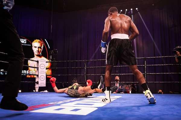 Sho Leo Williams Fight Night Westcott 024
