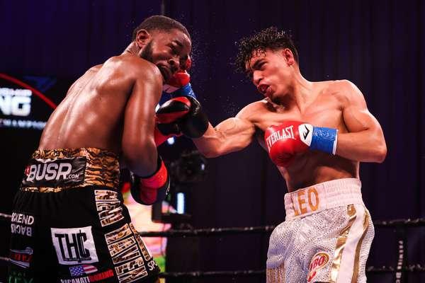 Sho Leo Williams Fight Night Westcott 049