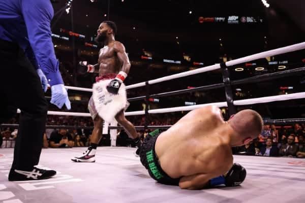 Sho Paul Woodley Ppv Cleveland Fight Night Westcott 38