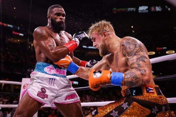 Sho Paul Woodley Ppv Cleveland Fight Night Westcott 97