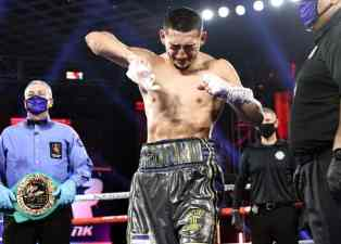 Teofimo Lopez End