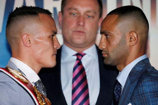 Warrington Galahad Presser