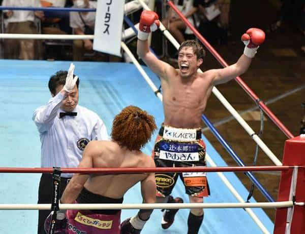 Ex-WBO champ Ito halts Hosokawa