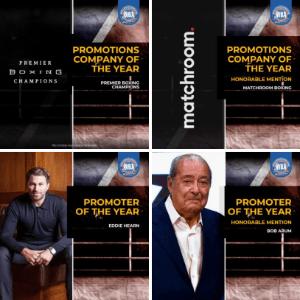 Premios wba
