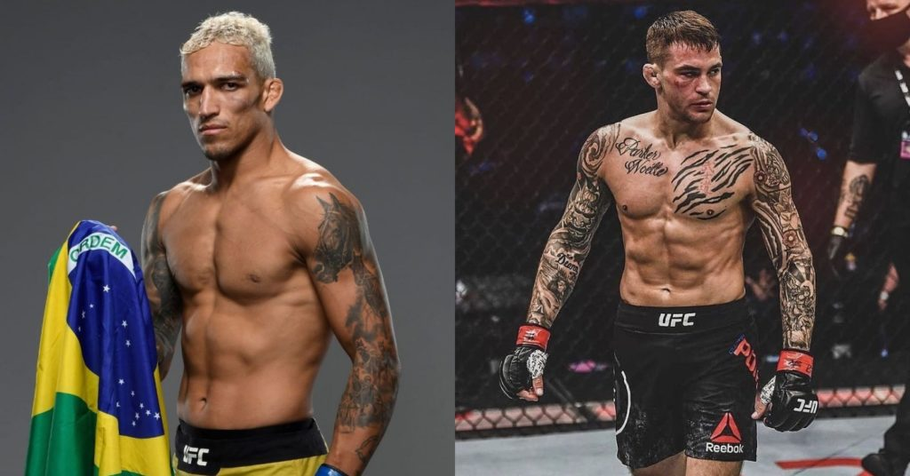 """Charles Oliveira on the fight with Dustin Porrier: """"It will be a war"""""""