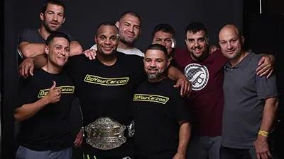 MMA Team aka Daniel Cormier.