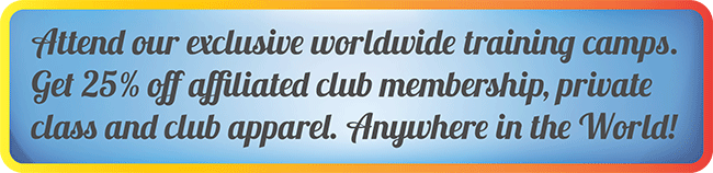 Member and clubs signup.