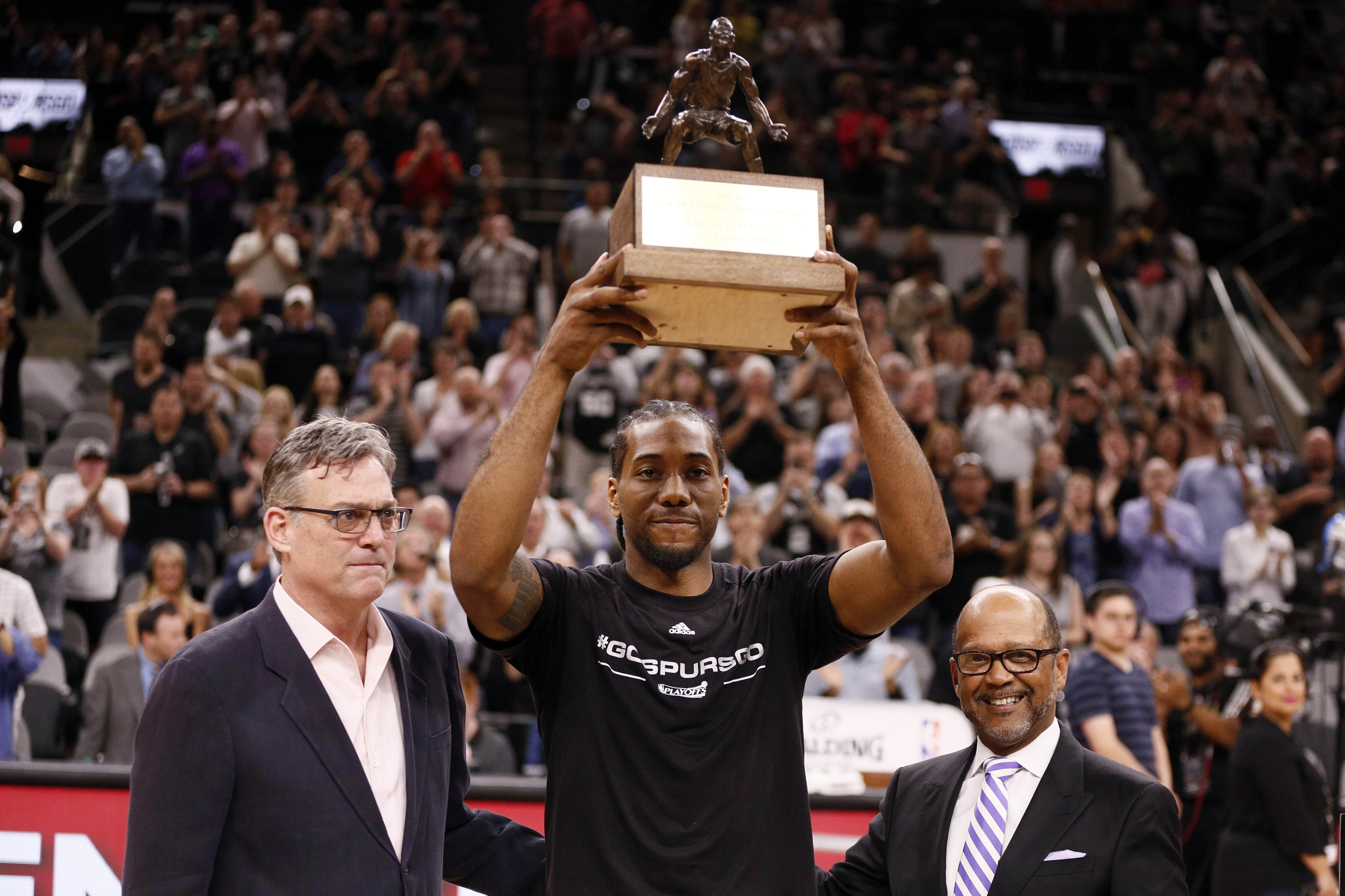 Why We Can All Take Something From Kawhi Leonard Fight