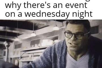 Mid week