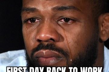 Jones Crying