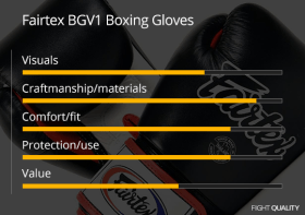 Fairtex BGV1 Boxing Gloves Review