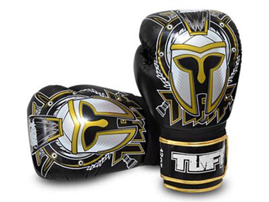 Tuff MuayThai Gloves Gladiator Black Review