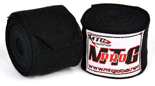 MTG Pro Elasticated Hand Wraps