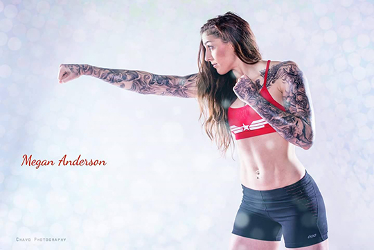 Guest Review - Megan Anderson