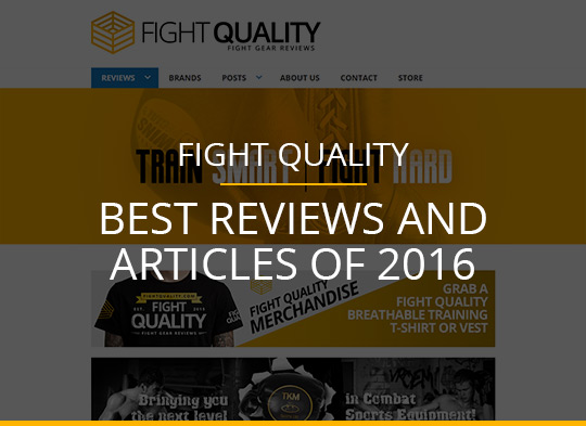 Best Reviews and Articles of 2016
