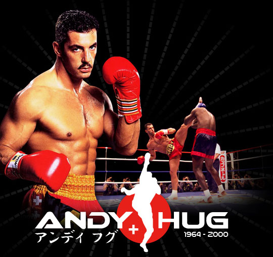 Inspirational Fighters – Andy Hug