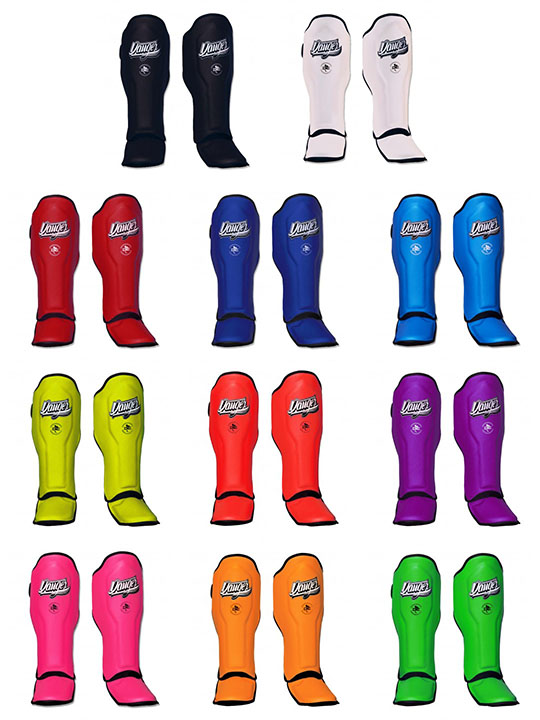 Danger Equipment Super Max Sparring Shin Guards Review