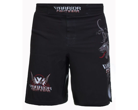 Warrior Panther MMA Shorts
