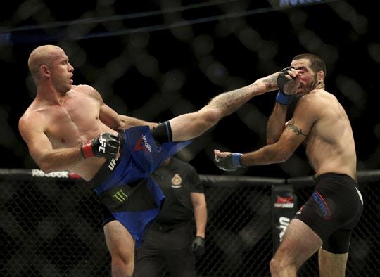 The Best Kickboxers in the UFC