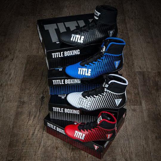 New Title Predator II Boxing Shoes