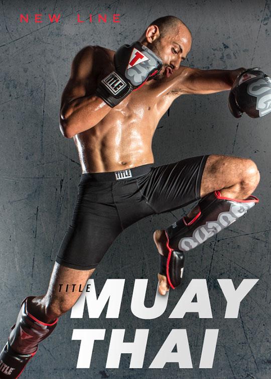 Title Muay Thai Range