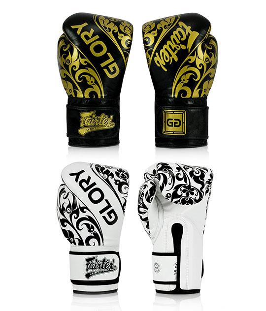 Fairtex/Glory Limited Edition Boxing Gloves