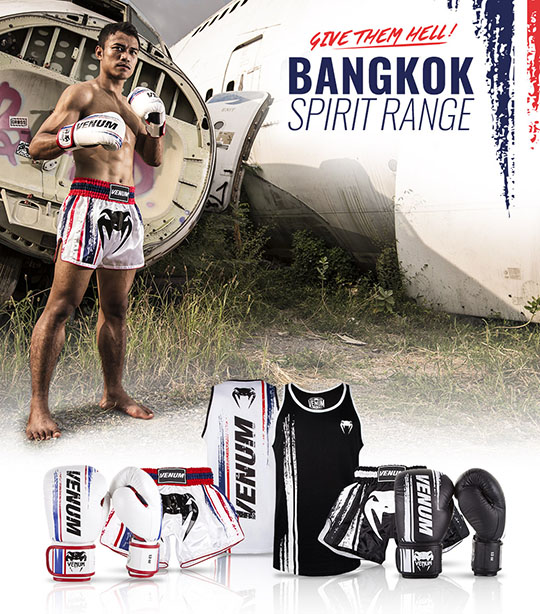 Venum Bangkok Spirit Range