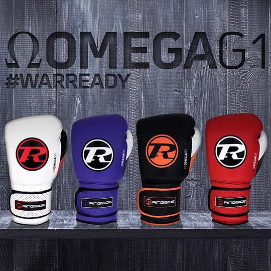 Ringside Omega G1 Ultra Pro Spar collection